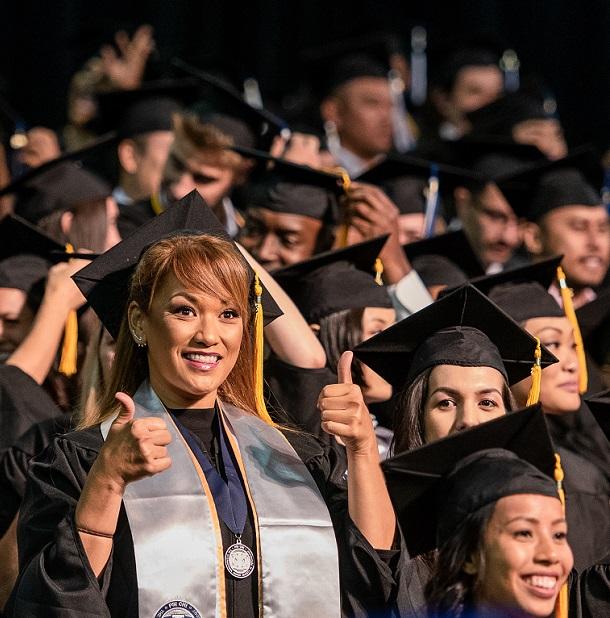 Chaminade gradution
