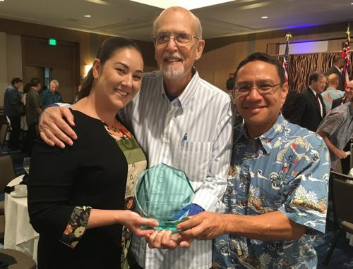 Hawaii Top Cop Award