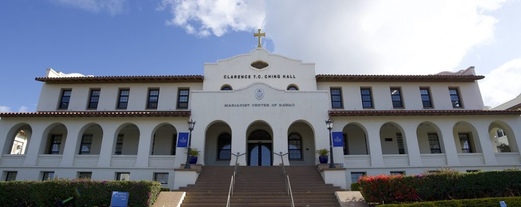 Clarence T.C. Ching Hall