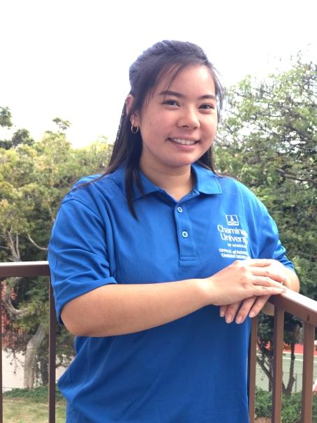 Courtney Kurashima, NSO Leader