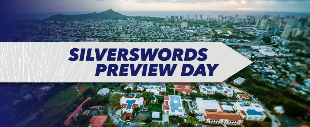 Silverswords Preview Day