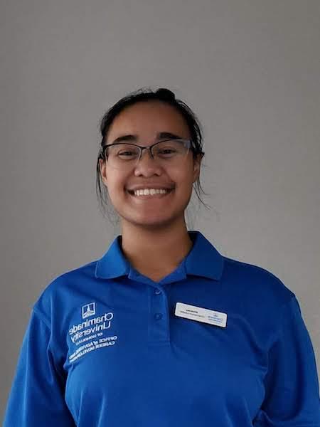 Whitney Presbitero, NSO leader