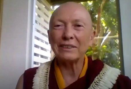 DBK-Fujitani Workshop, Venerable Karma Lekshe Tsomo