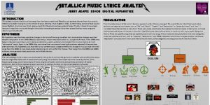 Digital Humanities Metallica presentation