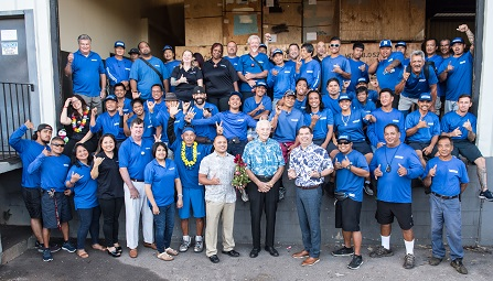 M.Dyer and Global company photo