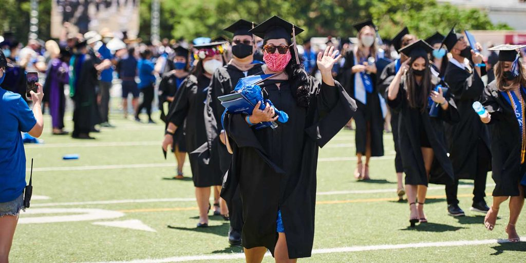 Gathering Together: Spring Commencement 2021