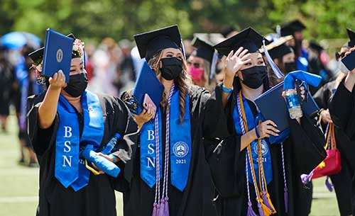 2021 Spring Commencement