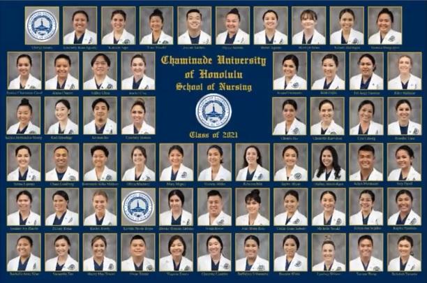 Nursing graduates 2021