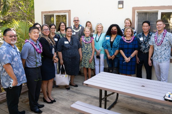 Doctor of Education inaugural cohort