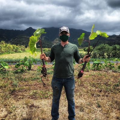 Ethan West '16, CEO of Punahele Provisions