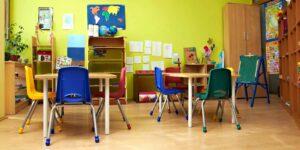early childhood education preschool classroom