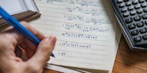Mathematics minor calculus problem