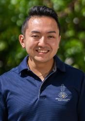 Pono Riddle, Academic Advisor and Internship Coordinator