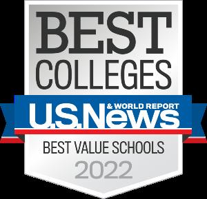Chaminade University Best Value Regional Universities West (U.S. News & World Report, 2022)