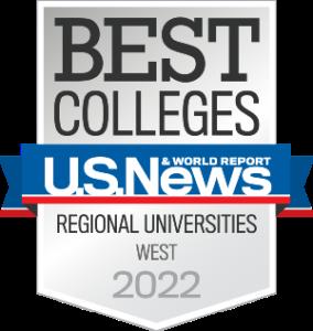 Chaminade University Best Regional West (U.S. News & World Report, 2022)